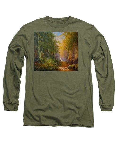 Tree Spirit Long Sleeve T-Shirt
