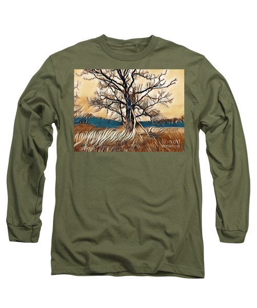 Tree1 Long Sleeve T-Shirt