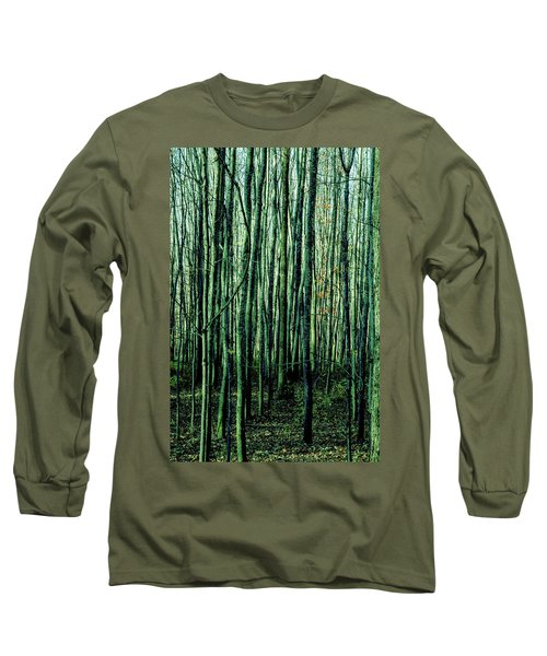 Treez Green Long Sleeve T-Shirt
