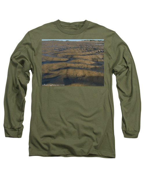 Trekking Alien Terrain Long Sleeve T-Shirt