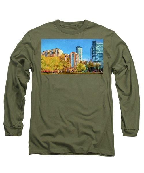 Tremont Street Long Sleeve T-Shirt