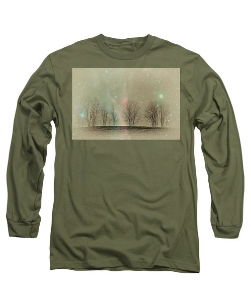 Tress In Starlight Long Sleeve T-Shirt