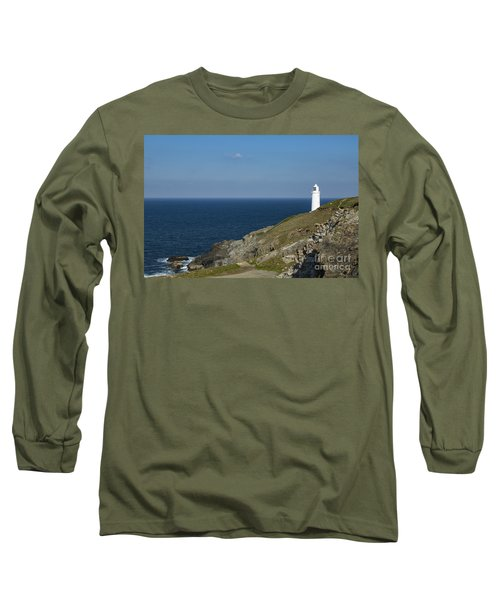 Trevose Head Lighthouse Long Sleeve T-Shirt