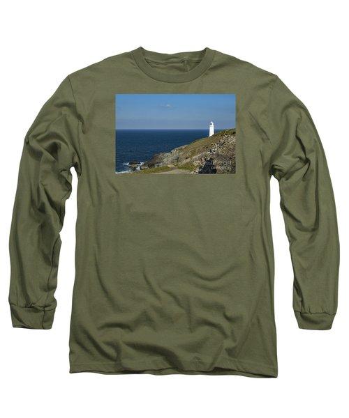 Trevose Head Lighthouse Long Sleeve T-Shirt