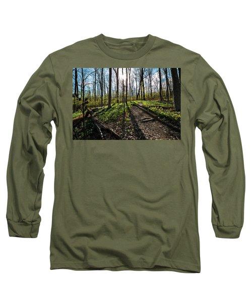Trillium Trail Long Sleeve T-Shirt