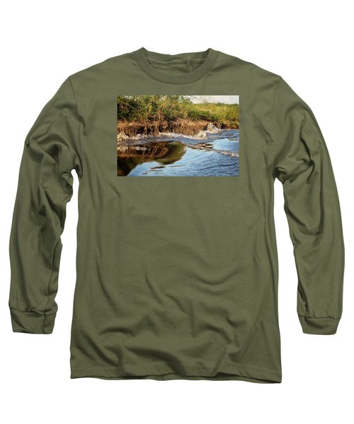 Trinidad Water Reflection Long Sleeve T-Shirt