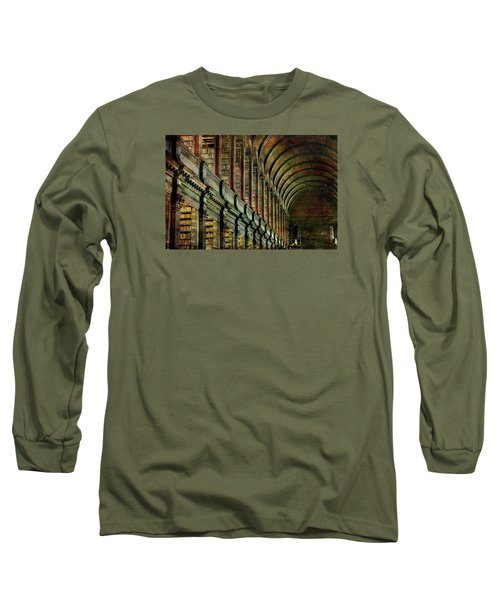 Trinity College Library Long Sleeve T-Shirt