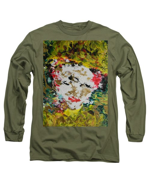 Trinity Panel Three Long Sleeve T-Shirt