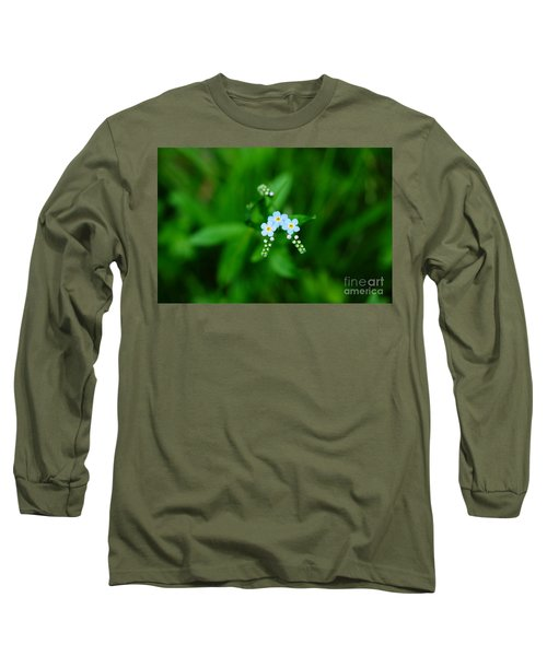 Trio Long Sleeve T-Shirt