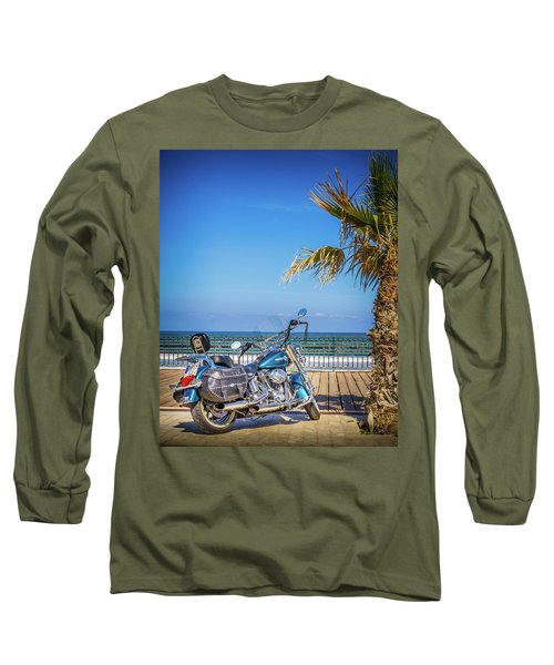 Trip To The Sea. Long Sleeve T-Shirt