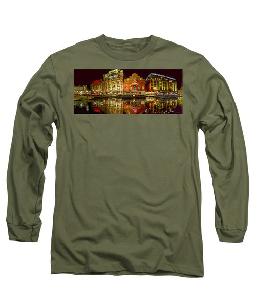 Tripping The Lights - Pano Long Sleeve T-Shirt