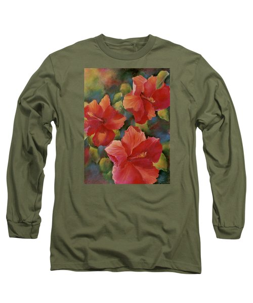 Tropical Punch Long Sleeve T-Shirt