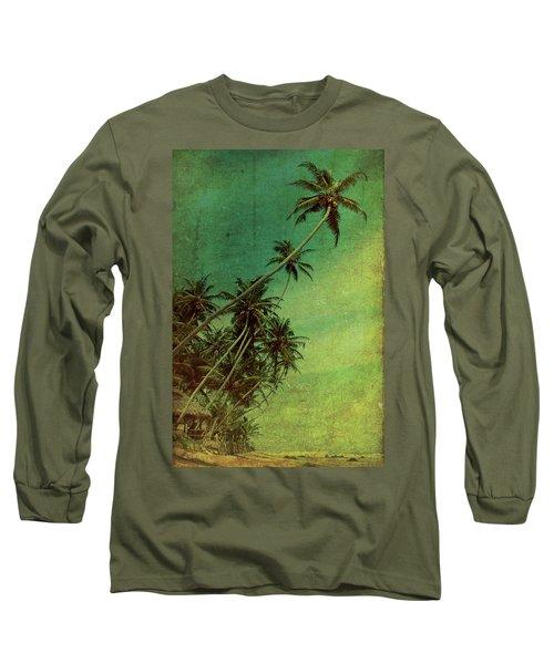 Tropical Vestige Long Sleeve T-Shirt