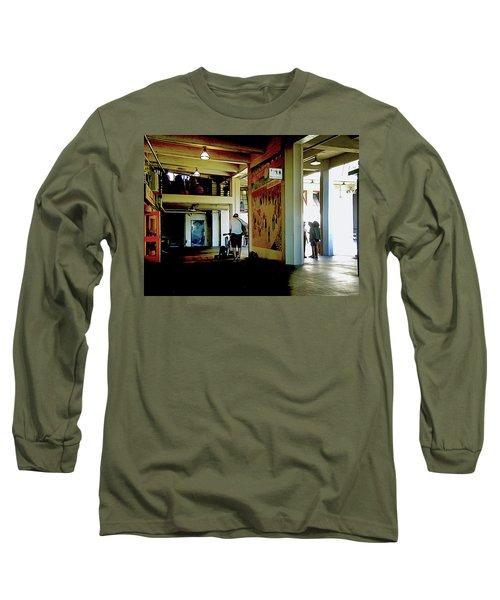 Troubadour Long Sleeve T-Shirt