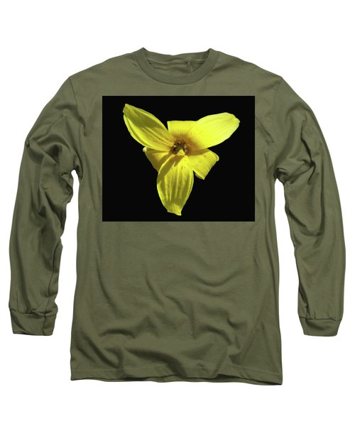 Trout Lily Long Sleeve T-Shirt