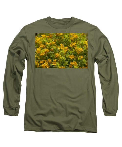 True Gold Long Sleeve T-Shirt by Tim Good