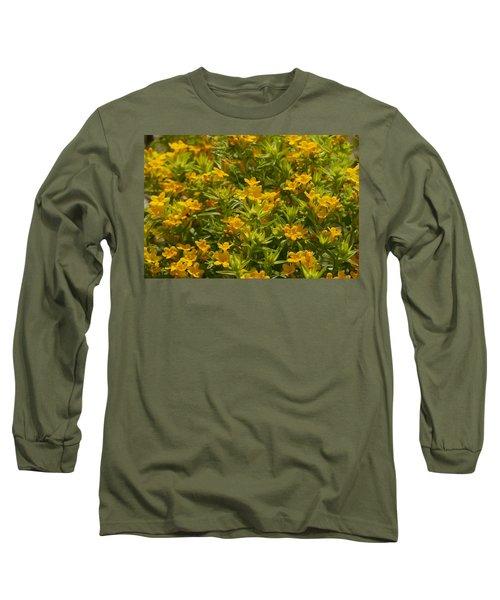 True Gold Long Sleeve T-Shirt