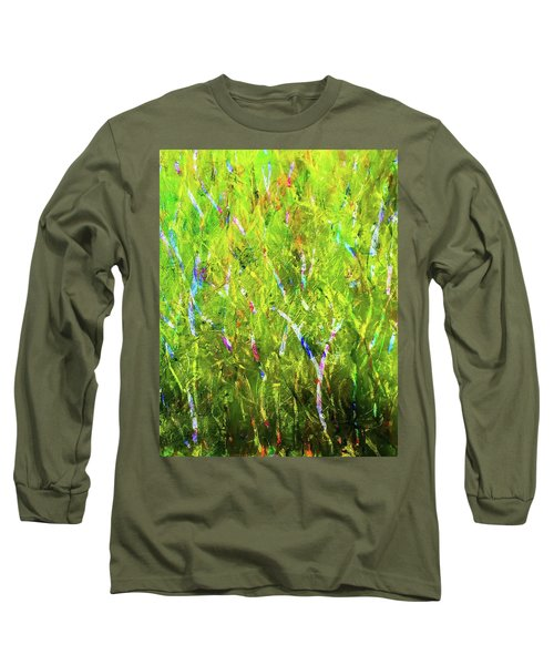 True Long Sleeve T-Shirt by Heidi Scott