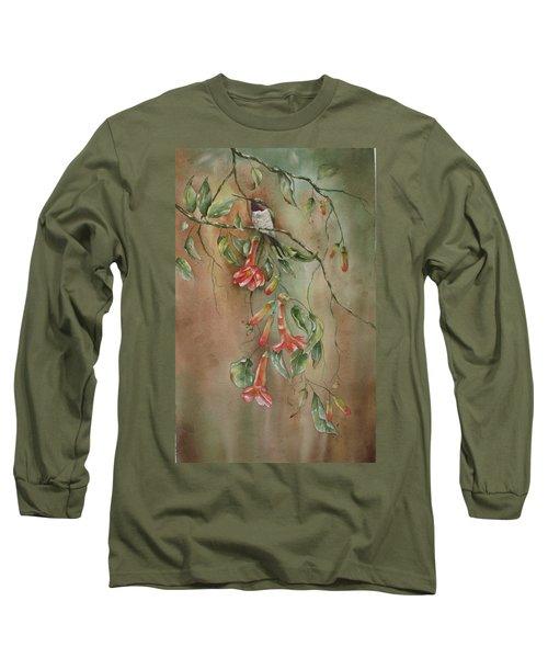 Trumpet Nectar Long Sleeve T-Shirt