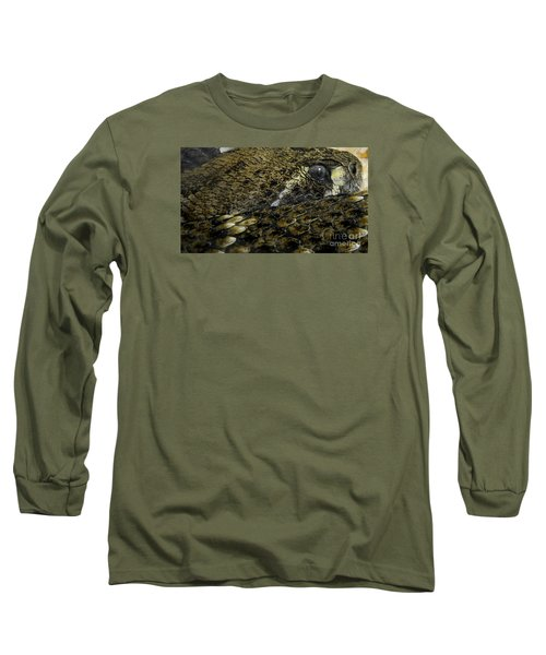 Trust In Me... Long Sleeve T-Shirt by KD Johnson