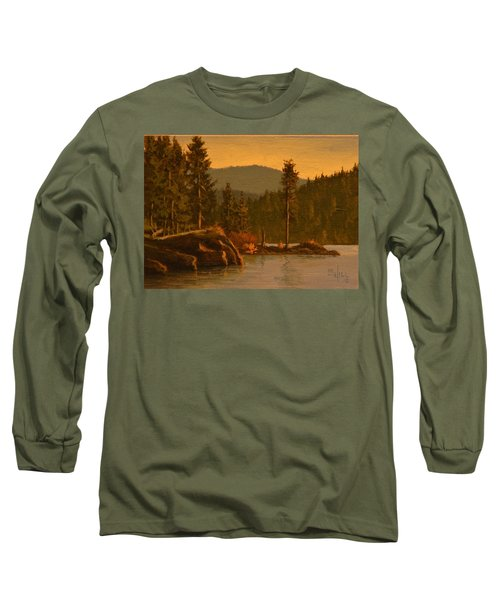 Tubbs Hill 2017 Long Sleeve T-Shirt