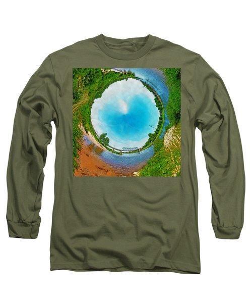 Tubular Panorama Deventer Long Sleeve T-Shirt