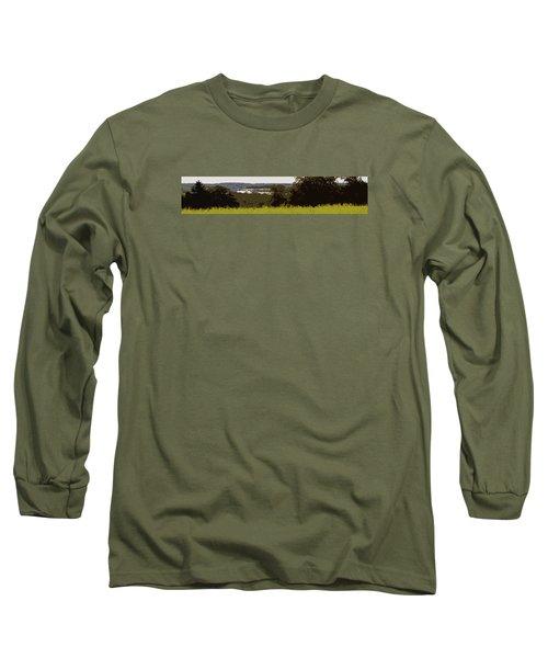 Tucked Away Long Sleeve T-Shirt by Spyder Webb