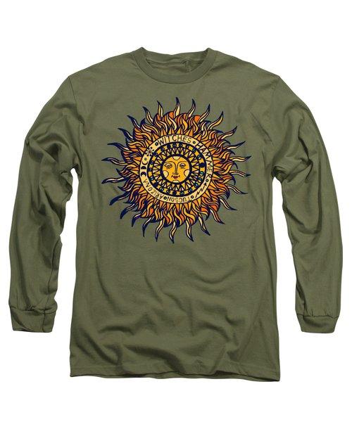 Tucson  Arizona Del Sol Long Sleeve T-Shirt