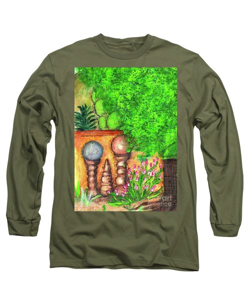 Tucson Garden Long Sleeve T-Shirt