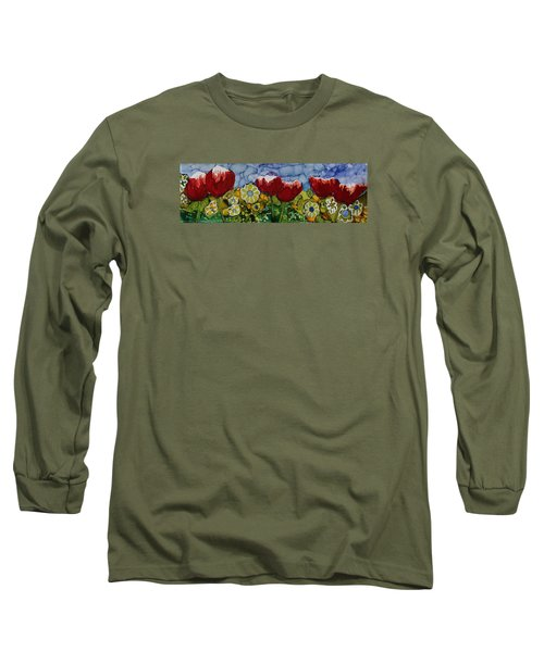 Tulip Bonanza Long Sleeve T-Shirt