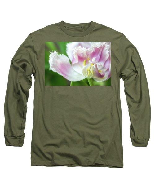 Tulip Leaving Long Sleeve T-Shirt