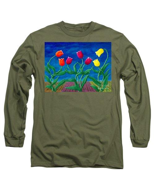 Tulip Tango Long Sleeve T-Shirt