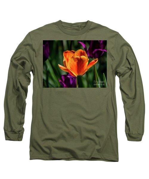 Tullip Long Sleeve T-Shirt