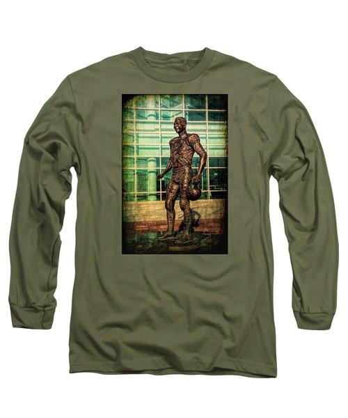 Tundra Titan Long Sleeve T-Shirt by Trey Foerster