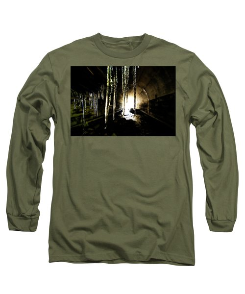 Tunnel Icicles Long Sleeve T-Shirt