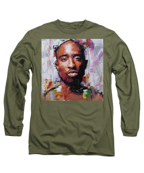 Tupac Long Sleeve T-Shirt