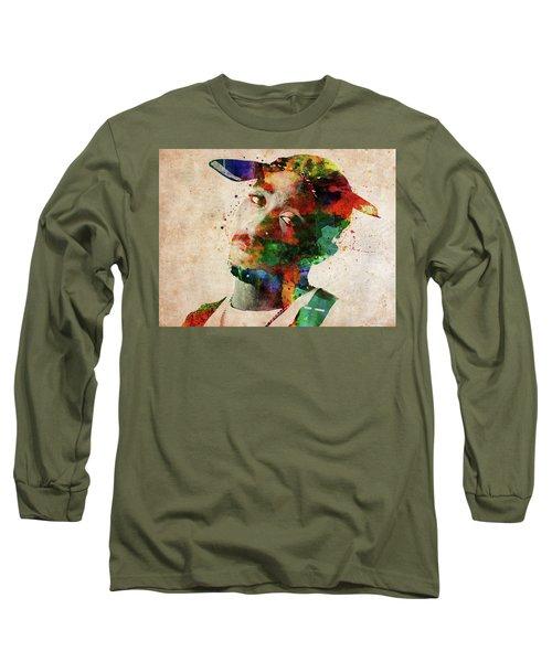 Tupac Shakur Long Sleeve T-Shirt
