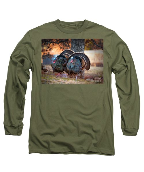Turkey Trot Long Sleeve T-Shirt