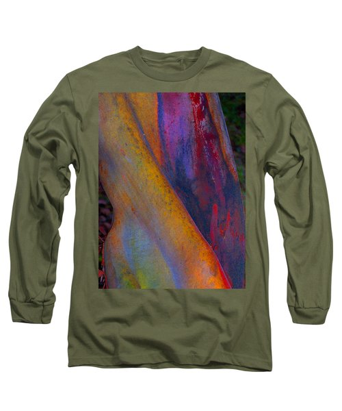 Turning Point Long Sleeve T-Shirt by Richard Laeton