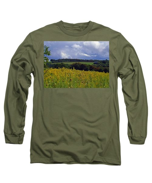 Turning The Page Long Sleeve T-Shirt