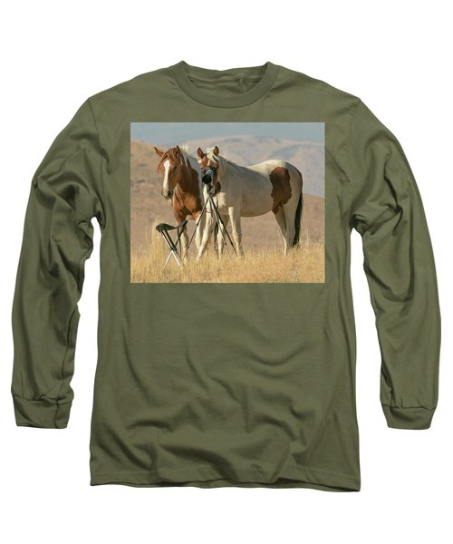 Turning The Tables Long Sleeve T-Shirt