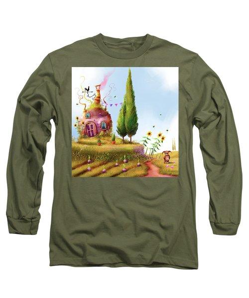 Turnips And Trolls Long Sleeve T-Shirt