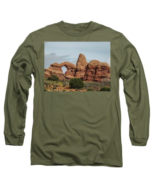 Turret Arch Long Sleeve T-Shirt