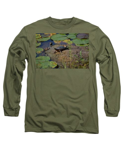 Turtle And Lily's Long Sleeve T-Shirt