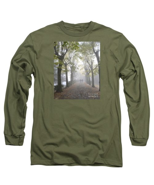 Tuscany Love Long Sleeve T-Shirt by Rebecca Margraf