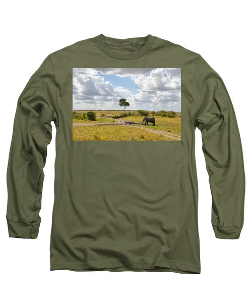 Tusker Scape Long Sleeve T-Shirt