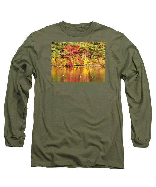 Twice The Feast Of Color Long Sleeve T-Shirt
