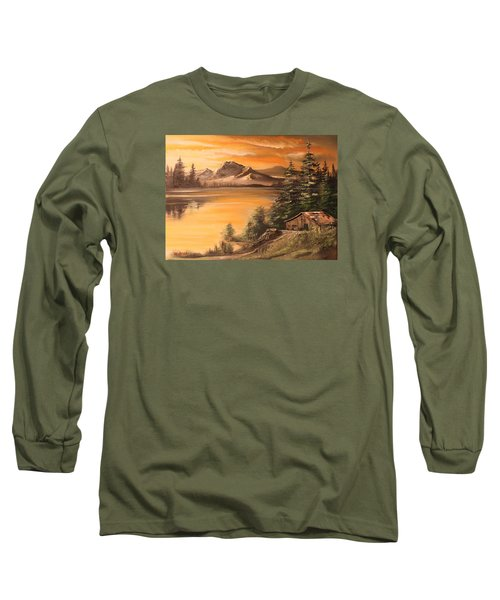Twilight Long Sleeve T-Shirt by Remegio Onia