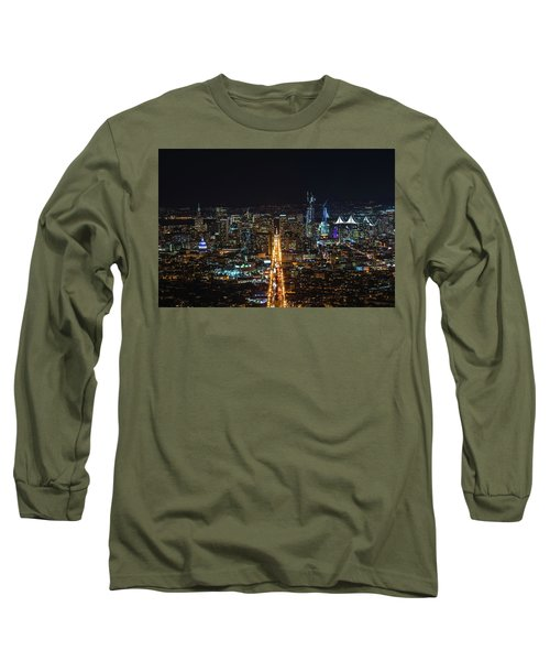 Twin Peaks Long Sleeve T-Shirt