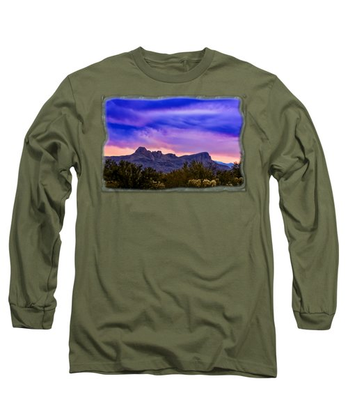 Twin Peaks H30 Long Sleeve T-Shirt by Mark Myhaver